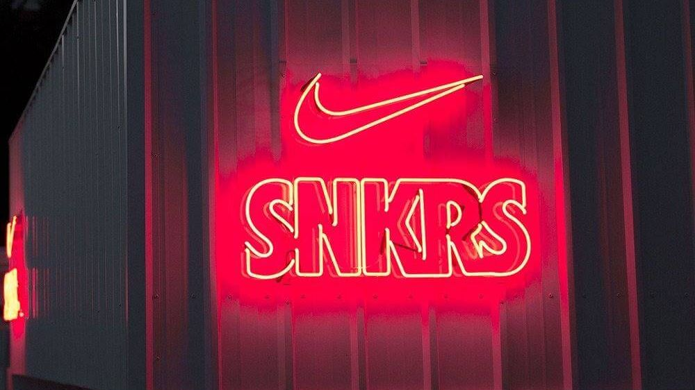 Led Neon Sign snkrs
