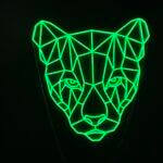 LED Neon Sign Puma photo review